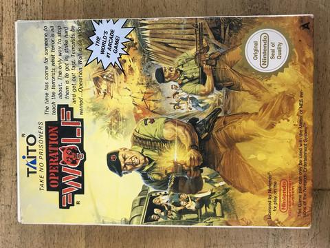 Operation Wolf (NES PAL-A)
