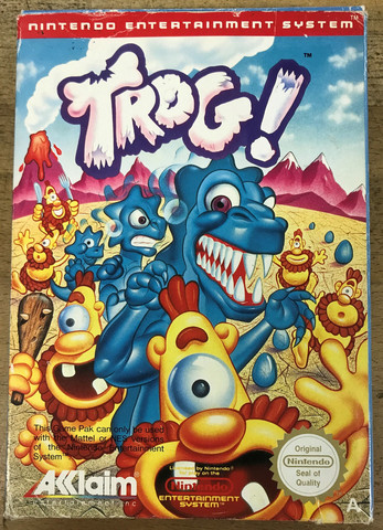 Trog! (NES PAL-A)