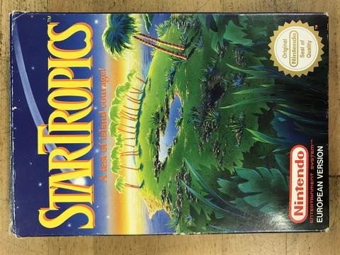 StarTropics (NES PAL-B/SCN)