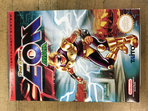 Eon Man (NES REPRO)