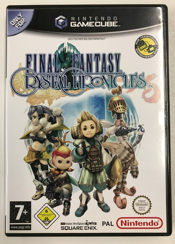 Final Fantasy Crystal Chronicles (GC)