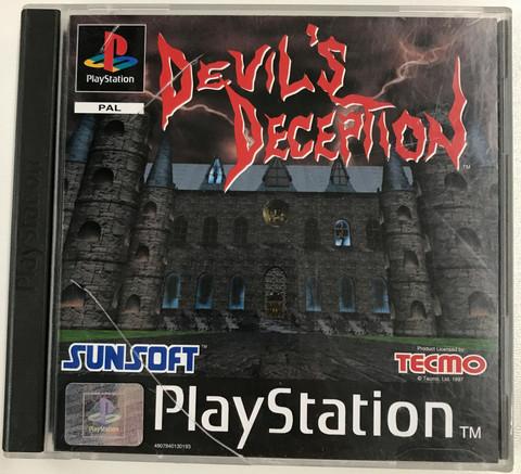 Devil's Deception (PS1)