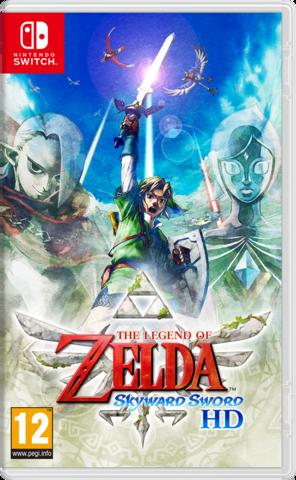 The Legend of Zelda: Skyward Sword HD (Switch)
