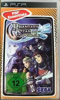 Phantasy Star Portable (PSP Essentials)