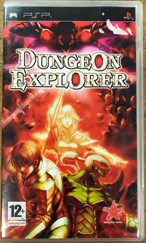 Dungeon Explorer (PSP)