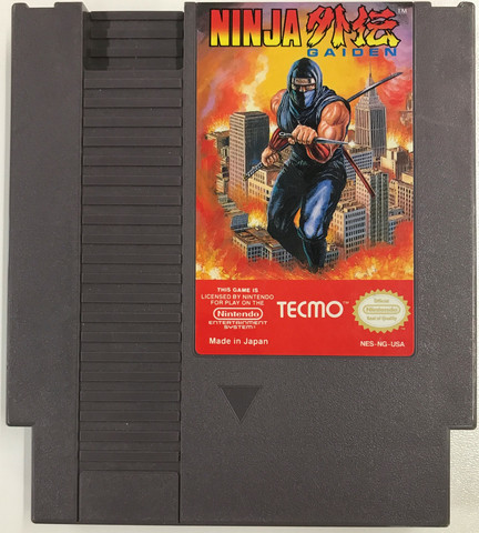 Ninja Gaiden (NES USA)