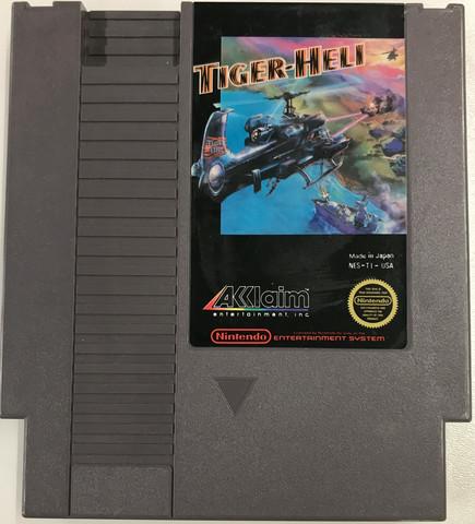 Tiger Heli (NES USA)
