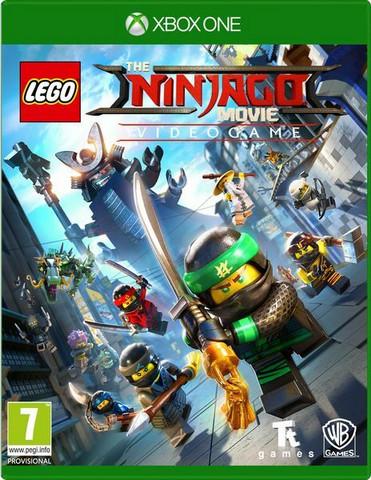 Lego The Ninjago Movie Videogame (Xbone)
