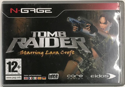 Tomb Raider (Ngage)