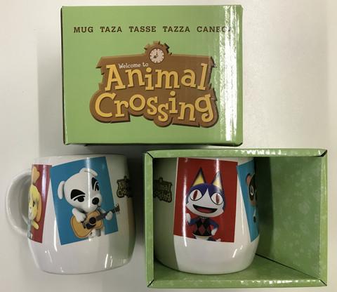 Animal Crossing hahmomuki