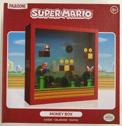 Super Mario säästölipas