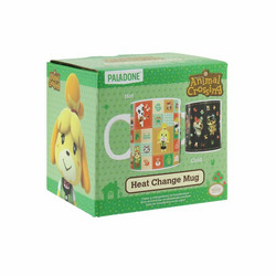 Väriä vaihtava muki - Animal Crossing