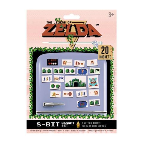 Zelda magneettisetti