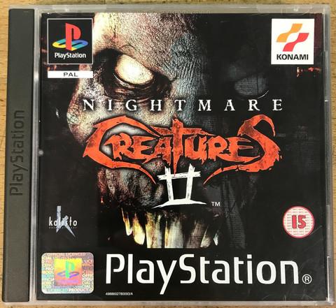 Nightmare Creatures II (PS1)