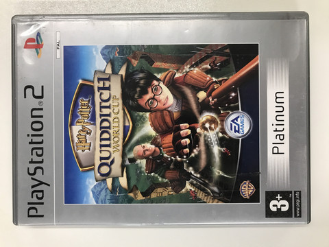 Harry Potter: Quidditch World Cup (PS2 Platinum)