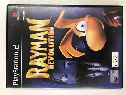 Rayman Revolution (PS2)