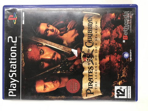 Pirates of the Caribbean (PS2)