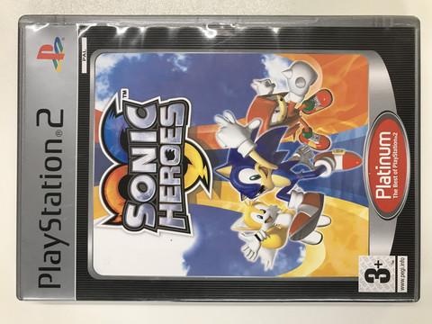 Sonic Heroes (PS2 Platinum)