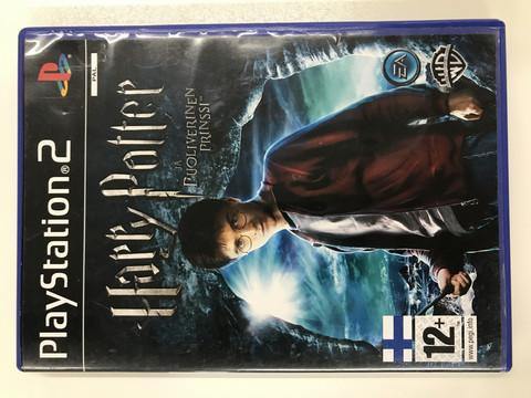 Harry Potter ja Puoliverinen Prinssi (PS2)