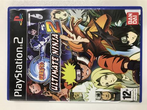 Naruto: Ultimate Ninja 2 (PS2)