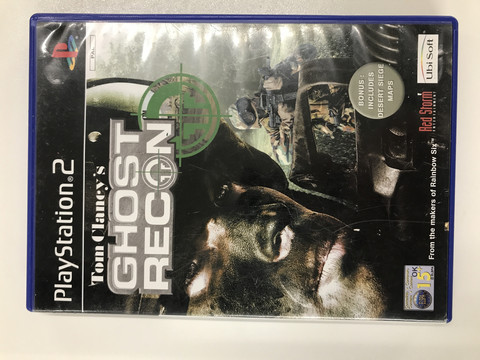 Ghost Recon (PS2)