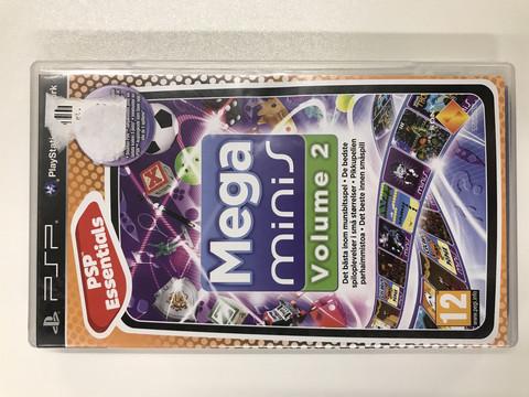 Mega minis Volume 2 (PSP)