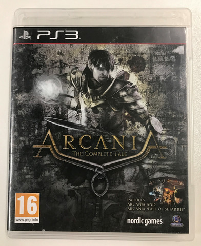 Arcania The Complete Tale (PS3)