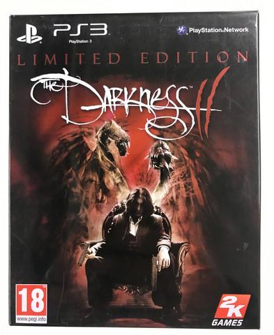The Darkness II Ltd Steelbook Edition (PS3)