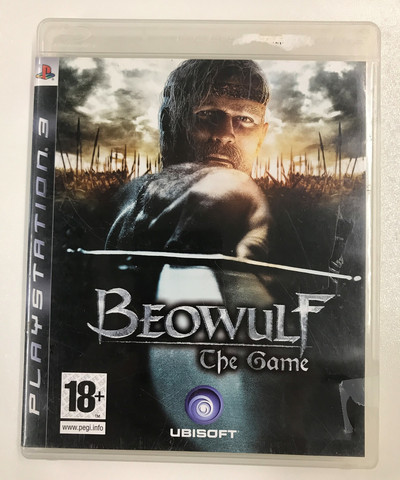 Beowulf The Game (PS3)