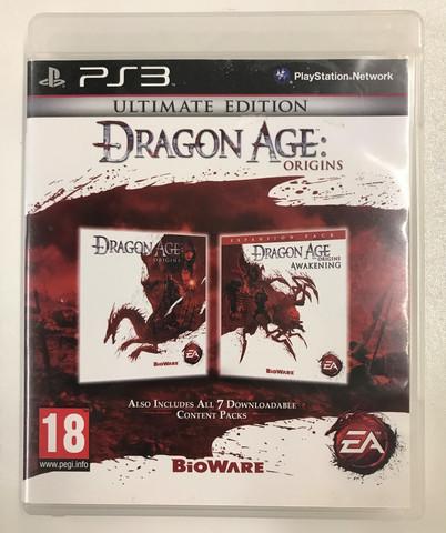 Dragon Age Origins Ultimate Edition (PS3)