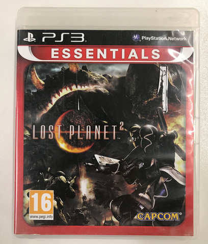 Lost Planet 2 (PS3 Essentials)
