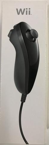 Wii Nunchuk musta