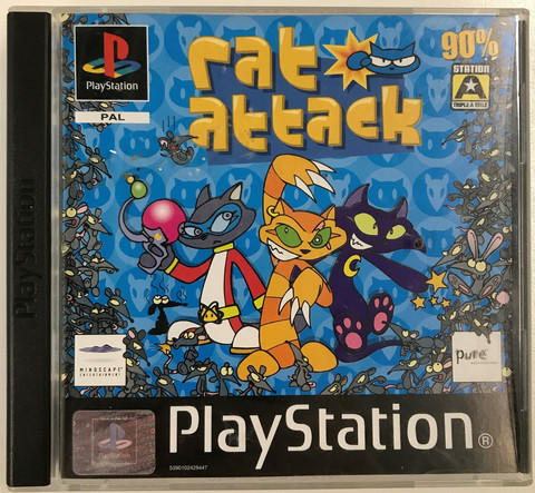 Rat Attack (PS1)