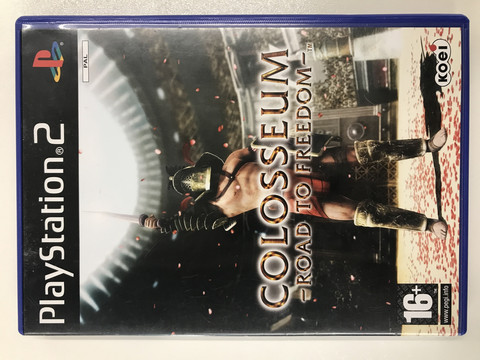 Colosseum: Road to Freedom (PS2)