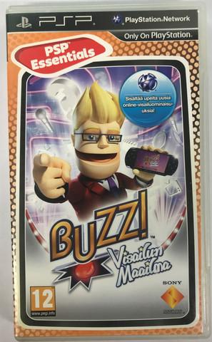 Buzz! Visailun maailma (PSP)