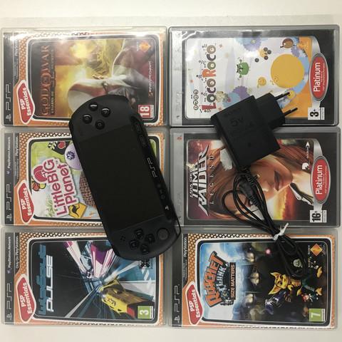 Sony PSP -pelipaketti