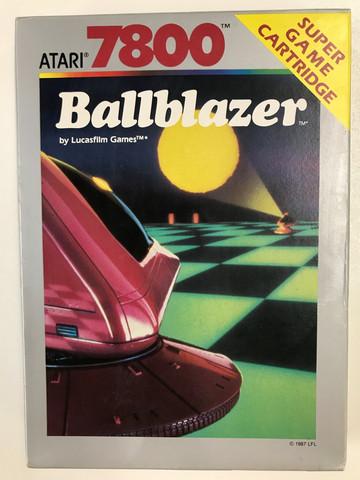 Ballblazer (Atari 7800)