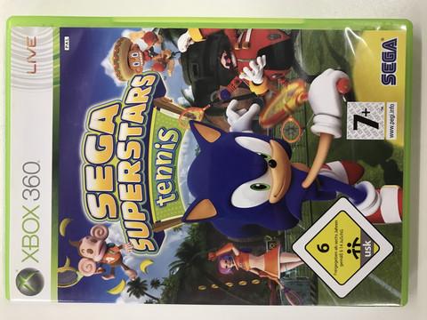 Sega Superstar Tennis (X360)