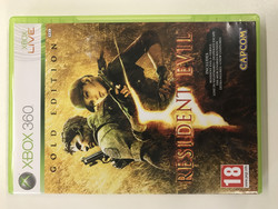 Resident Evil 5 Gold Edition (X360)