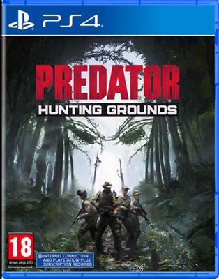 Predator: Hunting Grounds (PS4)