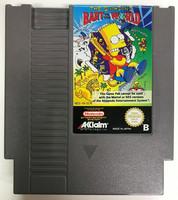 The Simpsons: Bart vs. The World (NES)