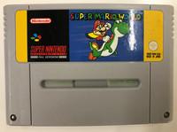 Super Mario World (SNES PAL)