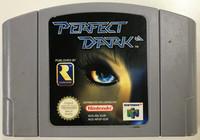 Perfect Dark (N64 PAL)