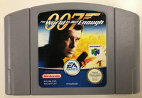 007 The World Is Not Enough (N64 PAL)
