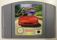 Cruisin' USA (N64 PAL)