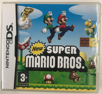 New Super Mario Bros. (NDS)