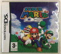 Super Mario 64 DS (NDS)