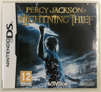 Percy Jackson: The Lightning Thief (NDS)