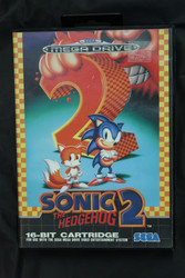 Sonic the Hedgehog 2 Mega Drive CIB