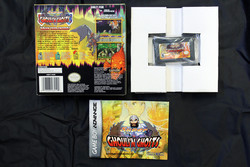 Super Ghouls`N Ghost (Advance, USA, CIB)
